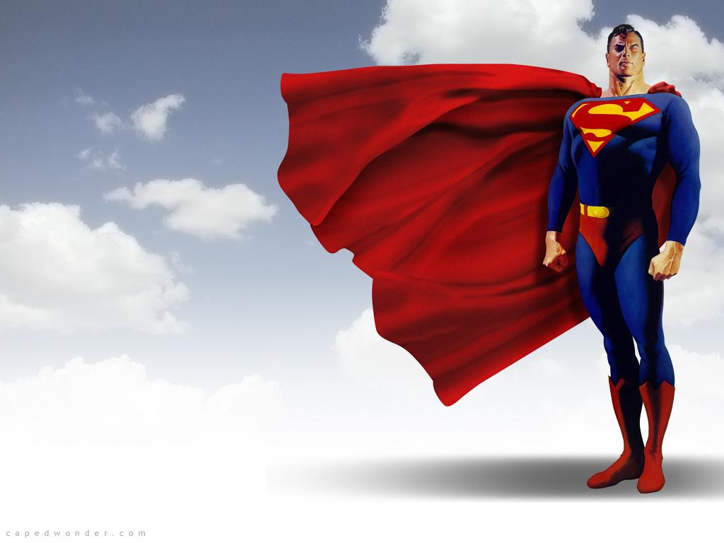 Superman, un mito de los más famosos.